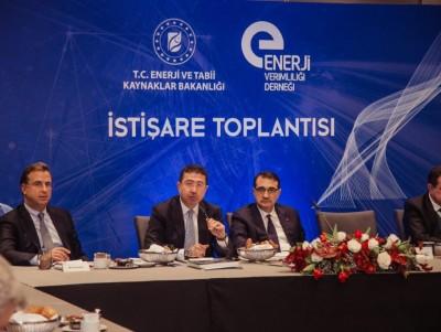 Enerji Verimliliği Derneği İstişare Toplantısı