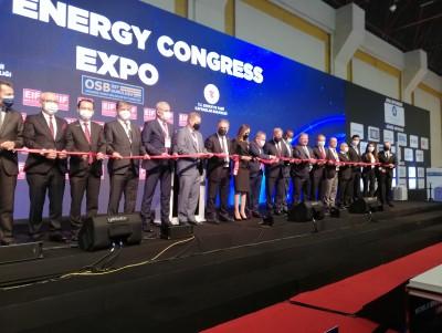 14. EIF- Dünya Enerji Kongresi ve Enerji Verimliliği Kongre ve Fuarı 13-15 Ekim Tarihlerinde Antalya'da Gerçekleşti