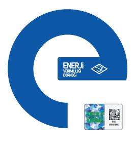 Enerji Verimli Ürün Etiketi eng